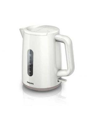 Philips Bouilloire 1,5l - 2400W Blanc Hd9309-00