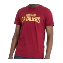 70304fa59c0cf New Era - T-shirt Nba Cleveland Cavaliers Team Apparel Pop Rouge pour Homme  Taille