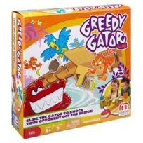 Mattel Jeux - Jeu de Société Croco Jungle