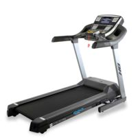 BH Fitness - i.RC05 G6175I Tapis de course électrique - pliable vit. Max. 22 Km/h - Inclinaison électrique 12% max - Surface de course 140x51cm - 8 Ans de garantie