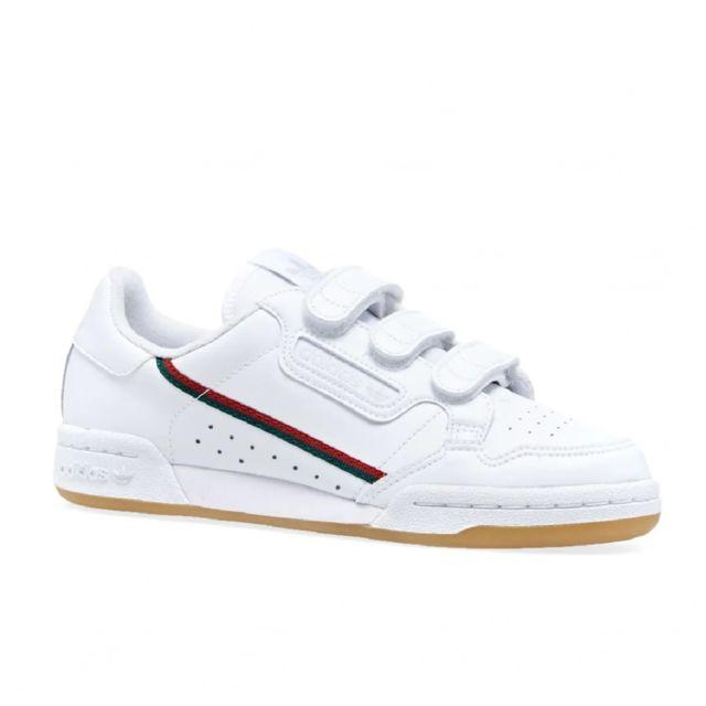 adidas continental 80 cf i chaussure de gymnastique mixte enfant