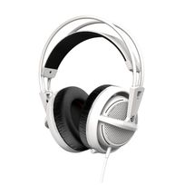 STEELSERIES - Micro-Casque Gaming - Siberia 200 Blanc PC / PS4