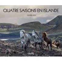 Favre - Quatre saisons en Islande