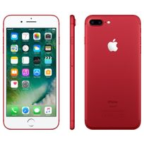 APPLE - iPhone 7 Plus - 128 Go - MPQW2ZD/A - Red Edition