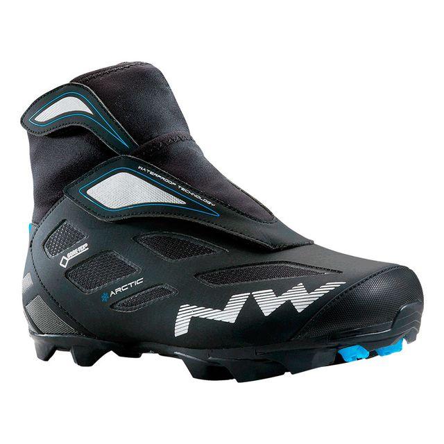 northwave chaussures celsius artic 2 gtx vtt noir bleu pas cher achat vente chaussures. Black Bedroom Furniture Sets. Home Design Ideas
