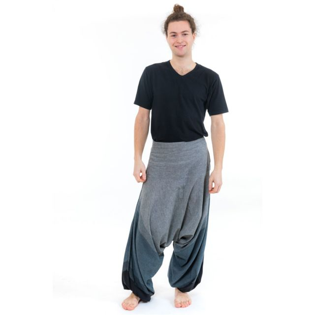 pantalon homme fluide