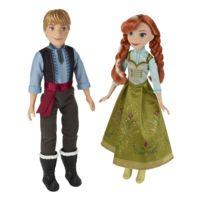 DISNEY PRINCESSES - Anna & Kristoff - Pack de 2