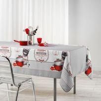 Nappes Anti Taches Infroissable Catalogue 2019 Rueducommerce