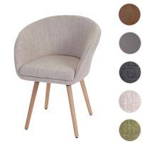 Mendler Chaise de salle  manger Malmö T633 fauteuil design