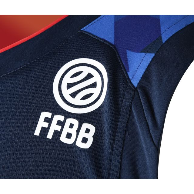 Adidas performance Maillot Basket France Ffbb Domicile