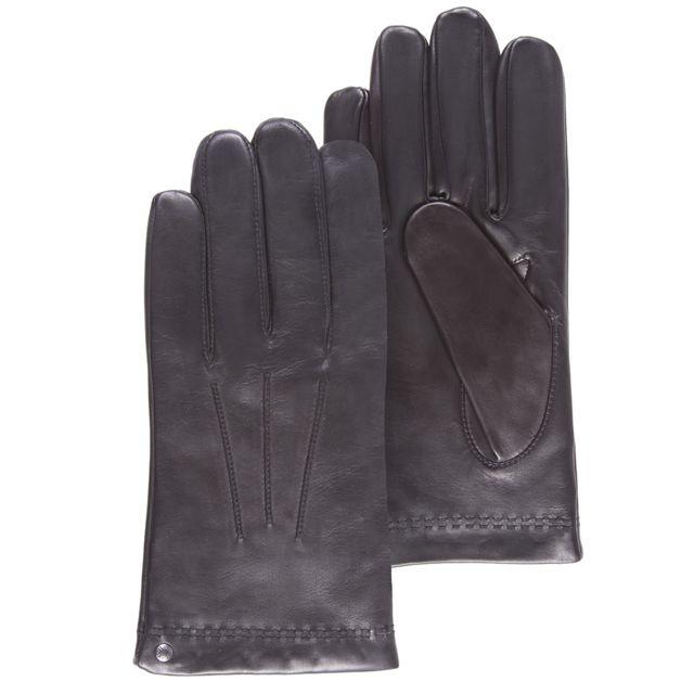 isotoner gants cuir homme pas cher achat vente gants. Black Bedroom Furniture Sets. Home Design Ideas