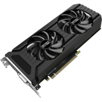 GeForce GTX 1060 Dual - 6 Go