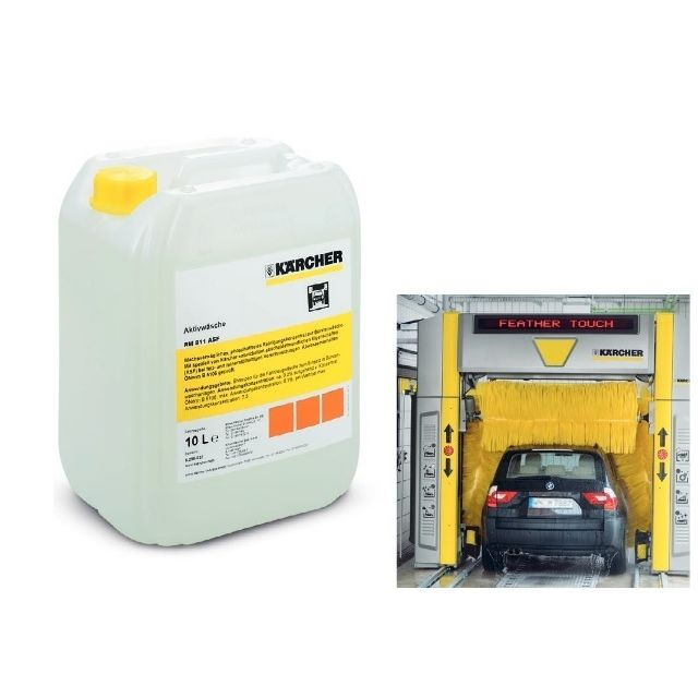 Karcher d tergent shampoing pour voitures 200l rm 811 asf pas cher achat vente nettoyeurs - Shampoing lustrant voiture ...
