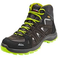 High Colorado - Stratus Mid - Chaussures - gris/vert