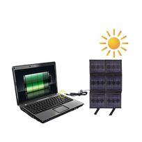 Yonis - Panneaux solaires chargeur portable batterie nomade 6 X 2.5 V