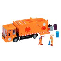 Dickie Toys - Camion Poubelle Service Hong Kong