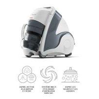 POLTI - Aspirateur Nettoyeur Vapeur Unico Allergy Multifloor MCV20