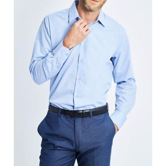 Georges Rech Chemise coupe classique manches longues