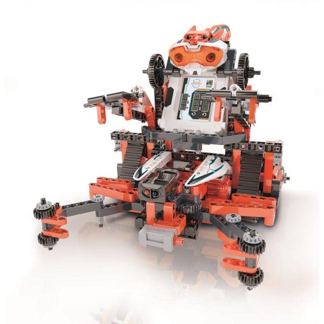 Clementoni RoboMaker Pro - Robotique éducative - Niveau avancé