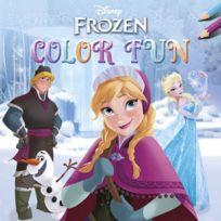 Disney - Color Fun Frozen - La Reine Des Neiges