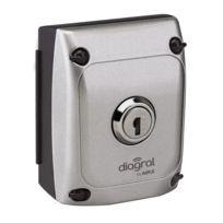 Diagral By Adyx - Sélecteur a clé sécurité commande pour motorisation