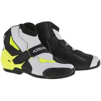 Smx-1 R Vented Black White Yellow Fluo