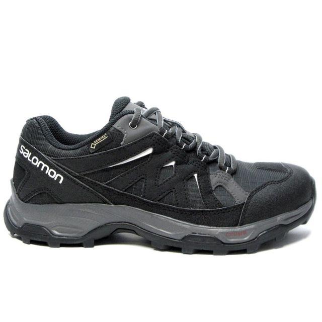Chaussures Salomon Effect GTX gris noir – achat et prix pas