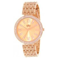 Elite Model - Montre Strass Elite Femme Rose Doré - E54884-812