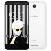 "Alcatel - Pop 4 5"" 5051D Dual Sim Blanco libre"