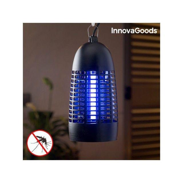 Lampe Anti Moustiques Kl 1600 InnovaGoods 4W Noire