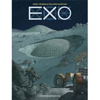 Humanoides Associes - Exo ; Coffret Integrale tome 1 A T.3