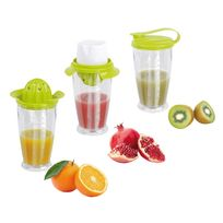 Kitchen Artist - Presse fruits, agrumes et shaker 3 en 1 - Men321