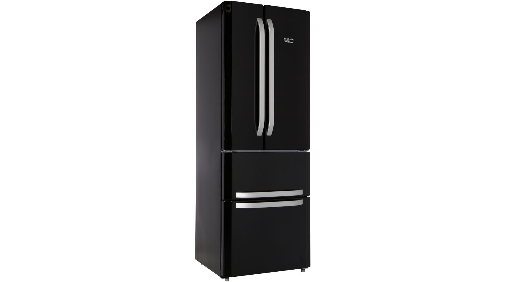 hotpoint r frig rateur deux portes e4d aa b c noir achat r frig rateur a. Black Bedroom Furniture Sets. Home Design Ideas