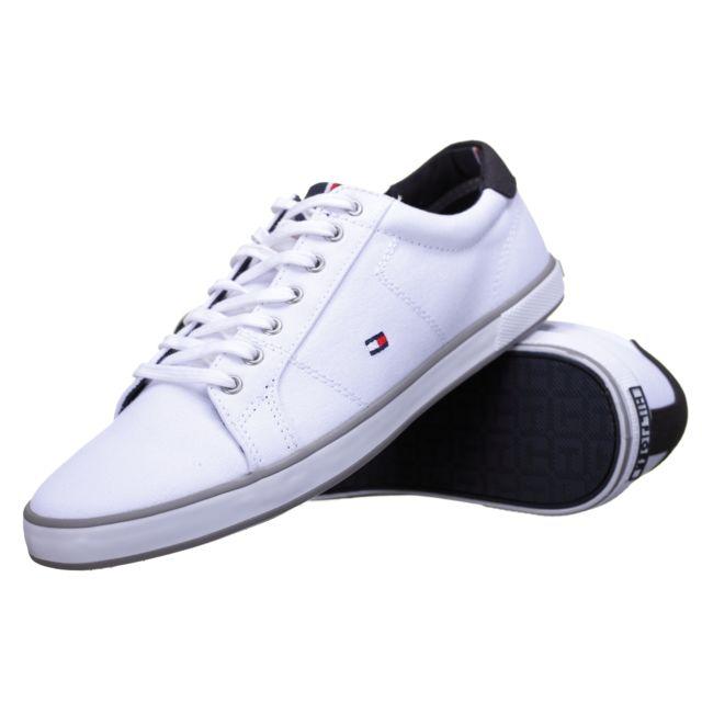 Tommy Hilfiger Chaussure Arlow 1d Blanc pas cher Achat