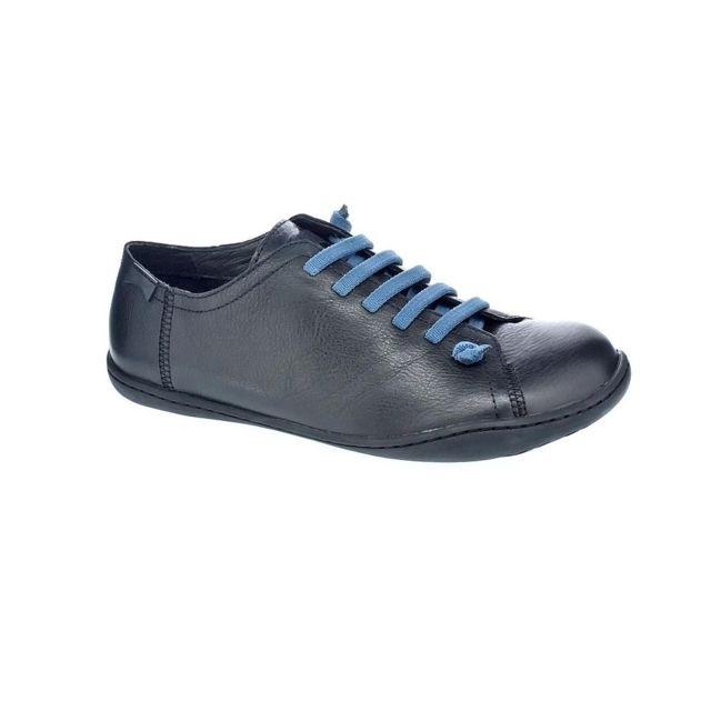 a7c37e32b1 Camper - Chaussures Homme Chaussures a lacets modele Peu - pas cher Achat /  Vente Baskets enfant - RueDuCommerce