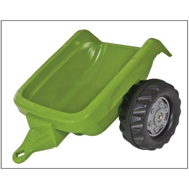 Rolly Toys 121724 Remorque pour tracteurs à pédales