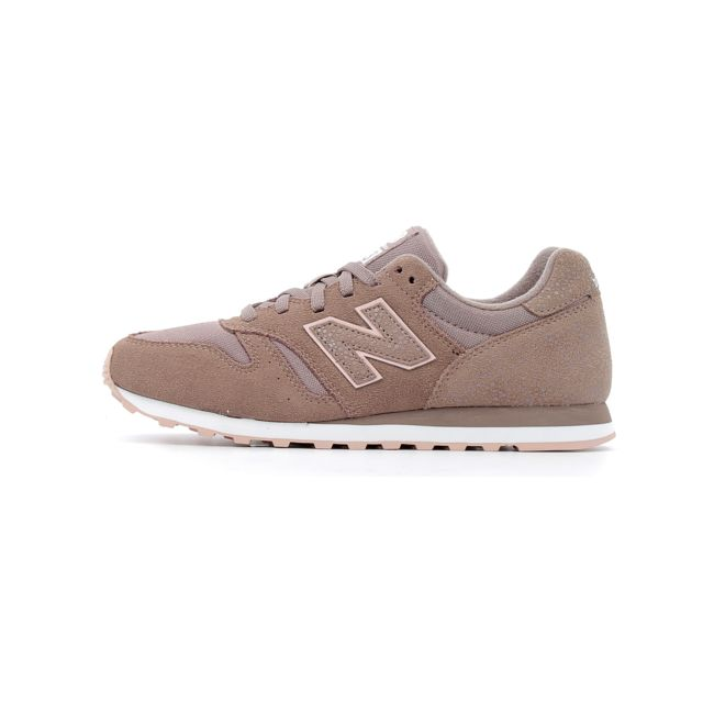 the best attitude 1c220 63124 New Balance - Baskets basses Wl373 - pas cher Achat   Vente Baskets femme -  RueDuCommerce