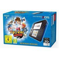 NINTENDO - Console 2 DS + jeu Yô-Kaï Watch préinstallé