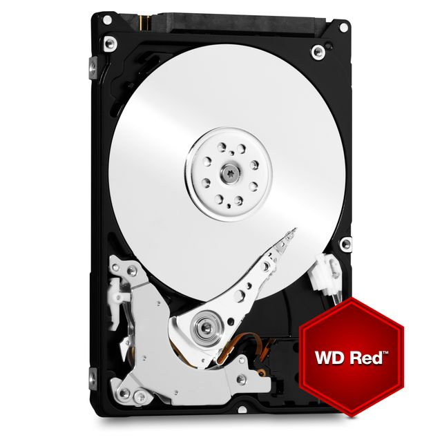 WESTERN DIGITAL Disque dur interne 3,5'' - 3 To 3000 Go 64 Mo - SATA III 6 Gb/s 5400 RPM - Bulk
