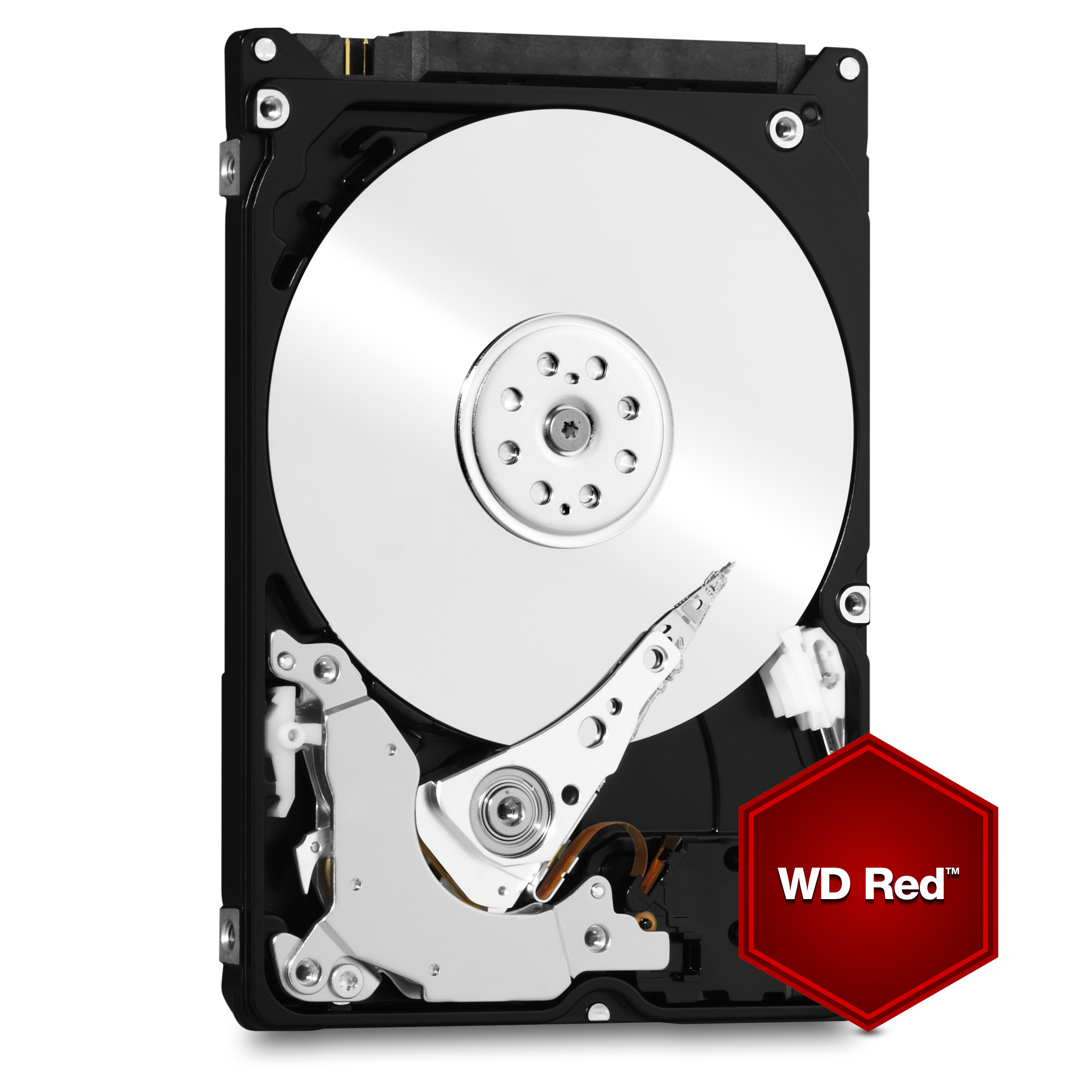 Disque dur interne WD Red 1 To 3.5'' SATA III 6 Gb/s Cache 64 Mo Western Digital