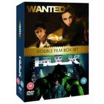 Uca - Wanted The Incredible Hulk IMPORT Anglais, IMPORT Coffret De 2 Dvd - Edition simple