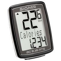 Sigma Sport - Bc 9.16 Ats - Compteur sans fil - sans fil noir