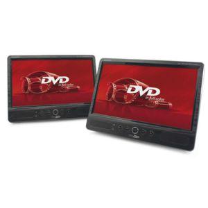 caliber ensemble de deux lecteur de dvd avec crans tft. Black Bedroom Furniture Sets. Home Design Ideas