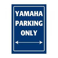 Bike It - Plaque Parking Yamaha