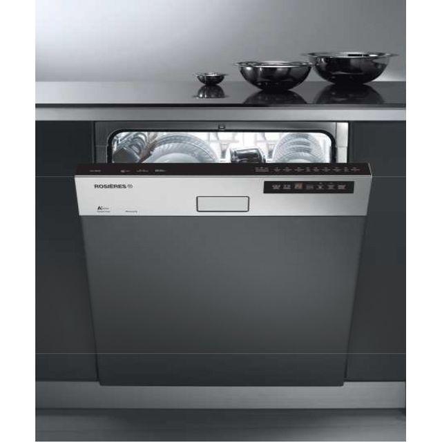 détaillant en ligne df567 f3ef6 Lave-vaisselle ROSIÈRES RLI1D63X47