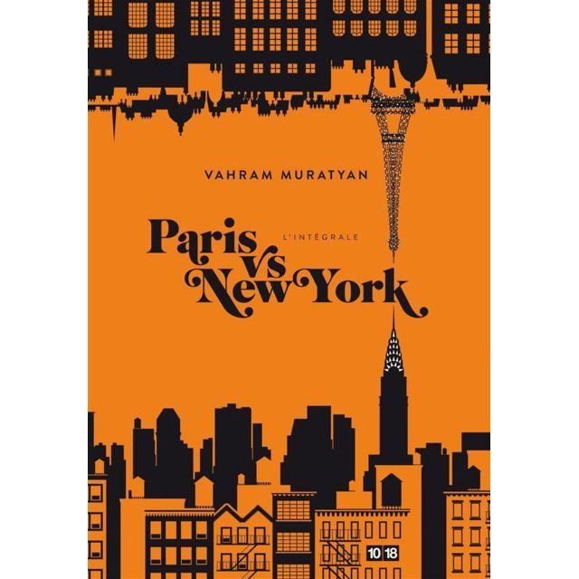 10/18 Paris vs New York
