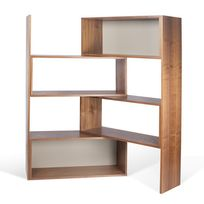 etagere modulable achat etagere modulable pas cher rue du commerce. Black Bedroom Furniture Sets. Home Design Ideas