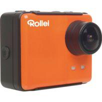 Rollei - Actioncam - Caméra S-50 wifi - orange/noir