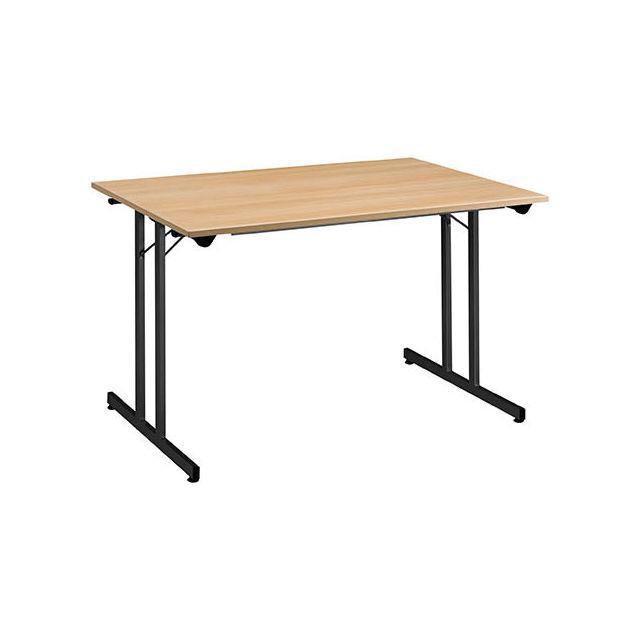 Table pieds pliants 160 x 80 cm