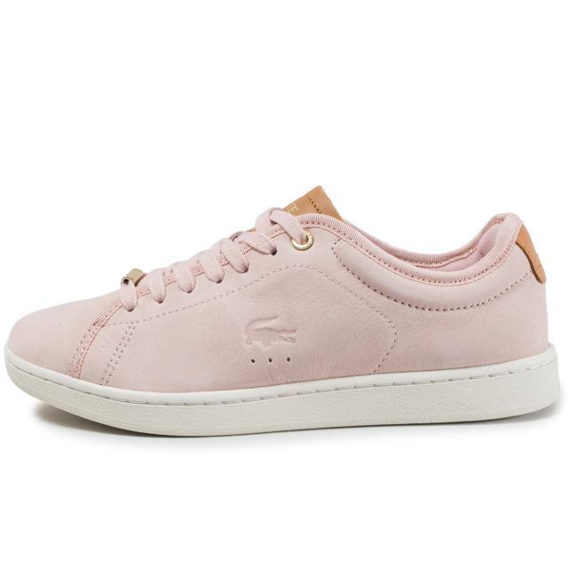 db1a0aeccc7 Lacoste - Carnaby Evo 317 W Rose 41 - pas cher Achat   Vente Baskets ...
